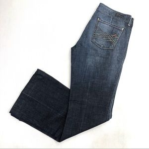 COH Kate  Low Waist, Full Leg, Flare Jeans Size 30
